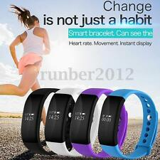 Waterproof Smart Watch Bracelet Band Heart Rate Monitor Sport Fitness Tracker