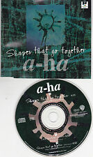 MAXI CD SINGLE 3 TITRES A-HA SHAPES THAT GO TOGETHER DE 1994