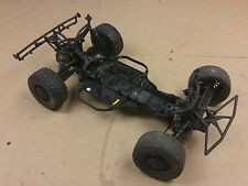 Team Durango DESC210 1/10 2wd Short Course Truck Roller Rolling Chassis Used