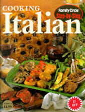 Jane Price Cooking Italian (Step-by-step) Very Good Book