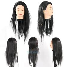 65 cm Professional Hair Salon Practice Training Head Mannequin Hairdressing Doll