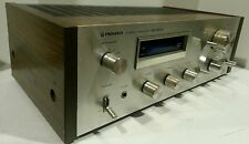 Vintage Pioneer SA-5800 Stereo Integrated Amplifier- Powers on -Untested