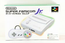 NEW Super Famicom Jr. Console Japan Nintendo SNES *FREE SHIPPING*VERY RARE!!
