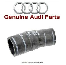 Audi a4 2.0L (05-08) Coolant Hose (Flange to Pipe) GENUINE Water Line Connector