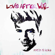 ROBIN THICKE Love After War 2012 20-track CD NEW/UNPLAYED Lil Wayne