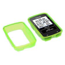 Tasche für Garmin Edge 520 Schutz Hülle TPU Gummi Case GPS Computer Grün