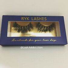 Luxury Flutter MINK EYELASHES 3D Lashes ✨ USA SELLER 100% Mink fur