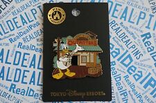 Tokyo Disney Trading Pin - Donald Duck Lost River Outfitters Cast Member - 67914