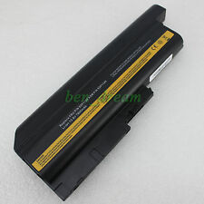 Laptop Battery For IBM ThinkPad T61 Series FRU 42T4619 92P1129 Notebook 9Cell