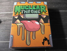 NEW Nuclear Throne Indiebox EXCLUSIVE Limited Collectors Box Steam