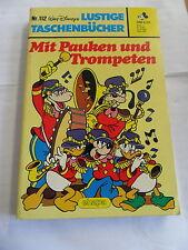 1x Comic - LTB Lustige Taschenbücher - Mit Pauken und Trompeten Nr. 112