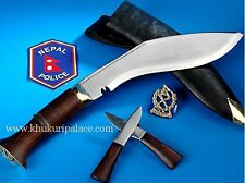 Nepal Police khukuri, kukri, army,handmade,collectible, Nepal, khukuri palace