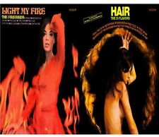 Light My Fire/Hair - Firebirds & The 31 Flavors (2013, CD NEU)