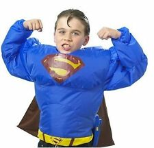 Superman Inflato Suit w/Fan, Mattel J7019  (Kids/Childrens Halloween Costume)