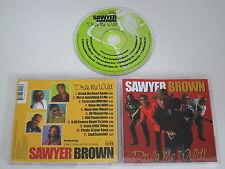 SAWYER BROWN/DRIVE ME WILD(CURB RECORDS D2-77902) CD ALBUM