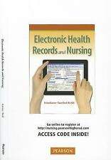 Online Student Resources -- Access Card -- for Electronic Health Records and Nur