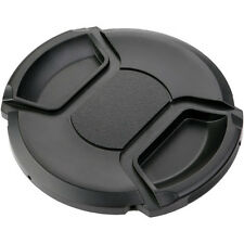 New 82mm Center Pinch Snap-On Lens Cap Protective Lens Cap
