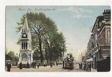 Above Bar Southampton Vintage Postcard 213a