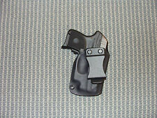 Custom Order Kydex IWB Holster for crimson Trace laser by  Ted_Cori