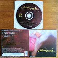 MADRUGADA – The Deep End Sampler  Promo CD  EMI Norway