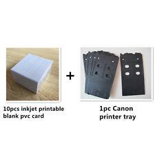 In plastica PVC ID Card Stampante a getto d'inchiostro VASSOIO PER CANON PIXMA IP4600 IP4700 MG5250