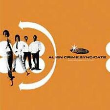 XL from Coast to Coast by Alien Crime Syndicate (CD, May-2002, V2 (USA))