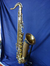 conn 10m tenor saxophone (naked lady) 1940s