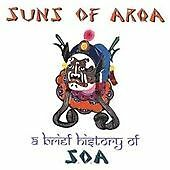 Suns of Arqa - Brief History Of S.O.A. A (2009) CD NEW AND SEALED