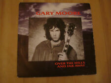 "GARY MOORE-OVER THE HILLS AND FAR AWAY [10 RECORDS 7"")"