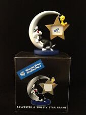Sylvester & Tweety Star Picture frame Warner Bros. Orig Box never used