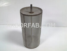 STAINLESS STEEL HOMEBREW BEER HOP FILTER FOR SPEIDEL BRAUMEISTER 6X12SBT