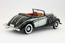 SIGNATURE 1937 MAYBACH SW38 2 DOORS SPOHN GREY 1/18 DIECAST 38205