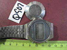 Vintage CITIZEN LCD Digital 9060A  Gents Parts Watch AsIs