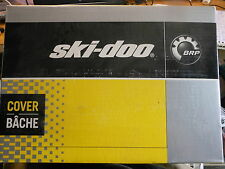 New Ski Doo MXZ GSX Trailer Storage 1+1 W/ 2-up Seat Cover Rev-XP 280000331