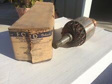 1956 57 58 59 Ford Galaxie Thunderbird Pickup Truck NOS Generator Armature