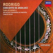 VIRTUOSO: Rodrigo: Concierto De Aranjuez, New Music