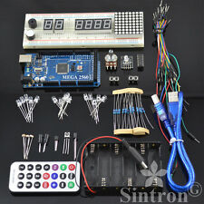 [Sintron] Mega 2560 R3 Starter Kit + Reference PDF Files for Arduino AVR Starter