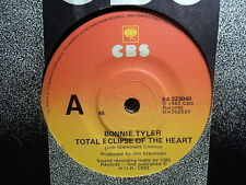 "Bonnie Tyler ""Total Eclipse Of The Heart"" Classic Oz 7"""