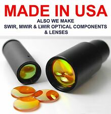 "USA 20mm FL 3"" CO2 Laser Lens GCC ZnSe Epilog Hobby 20to 120W cutter engraver FD"