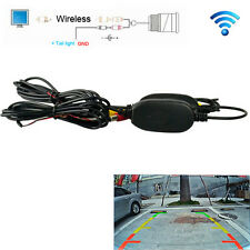 2.4Ghz Wireless Video Transmitter and Receiver for Car Rear View Reverse Camera
