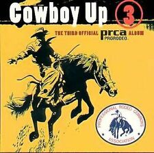 Various Artists: Cowboy Up 3: Third Official Prca Rodeo Album  Audio Cassette
