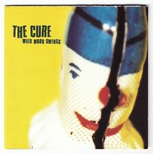 THE CURE Wild Mood Swings CD 1996 oz aussie Fiction/Warner Music Australia