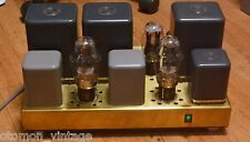 Special made 300B SE stereo tube amplifier with ALL Tamura transformer * Western