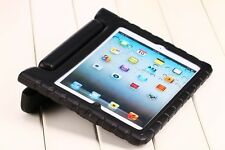 Chic Child Safe Shockproof Rubber Foam Case Handle Stand Cover For iPad Series