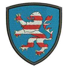 Bundesland Land Wappen aus Hessen und viele andere Aufnäher Patch Aufbügler