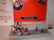 Lionel 6-82018 Track Gang Plug-n-Play Train Accessory O 027 New MIB 2015