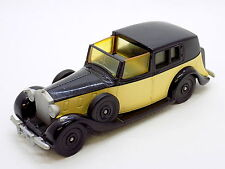 Corgi 1937 rolls royce 111 sedance de ville 007 james bond goldfinger 34058