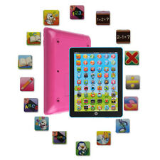 Children First Tablet PAD TAB Early Learning Pre-School Educational Toy Fun Gift