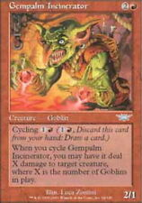 MTG magic cards 1x x1 Light Play, English Gempalm Incinerator Legions