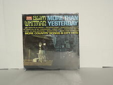 SLIM WHITMAN More Than Yesterday LP Vinyl Mono SEALED Faded Love So Long Mary
